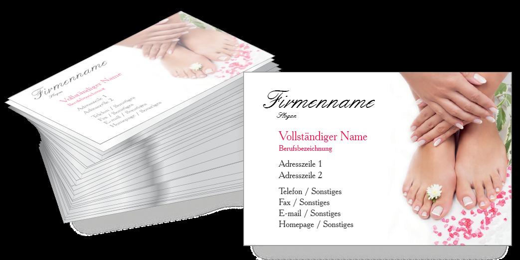 Gestalten Sie Individuelle Visitenkarten Für Ihr Unternehmen