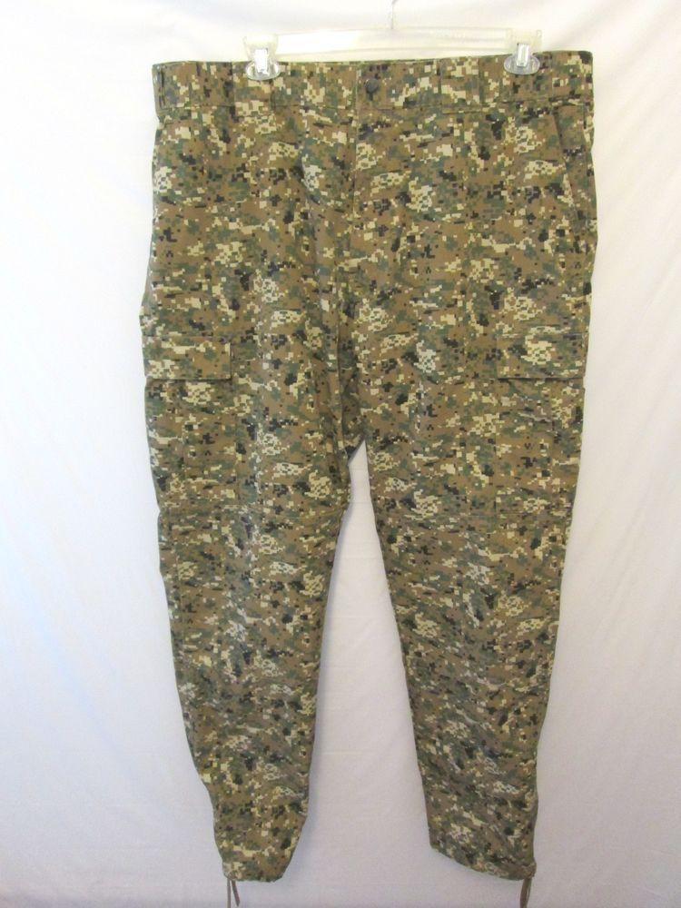511 5.11 Tactical Series Ripstop TDU Camo Cargo Military Pants 2XL Long 42 x 36 #511 #Cargo