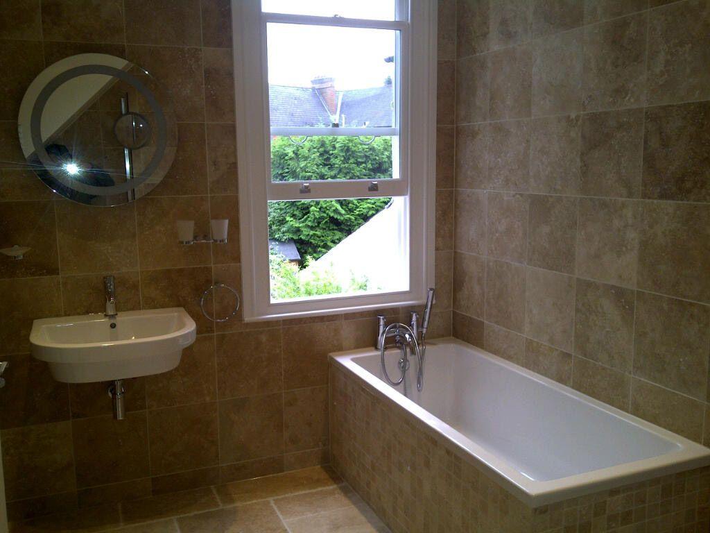Bathroom Window Uk Łazienka - projekt anatol #bathroom #toilet #łazienka #toaleta