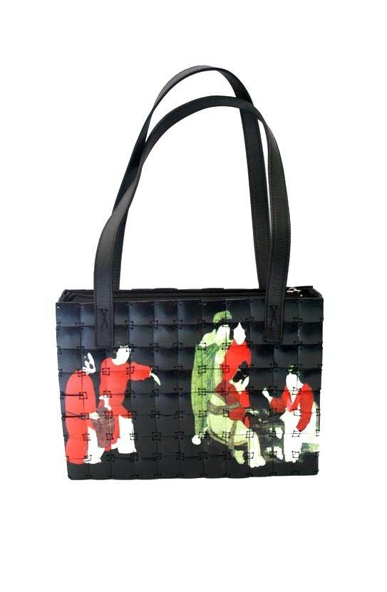 Borsa Airbag In Cocco Buddah Bag