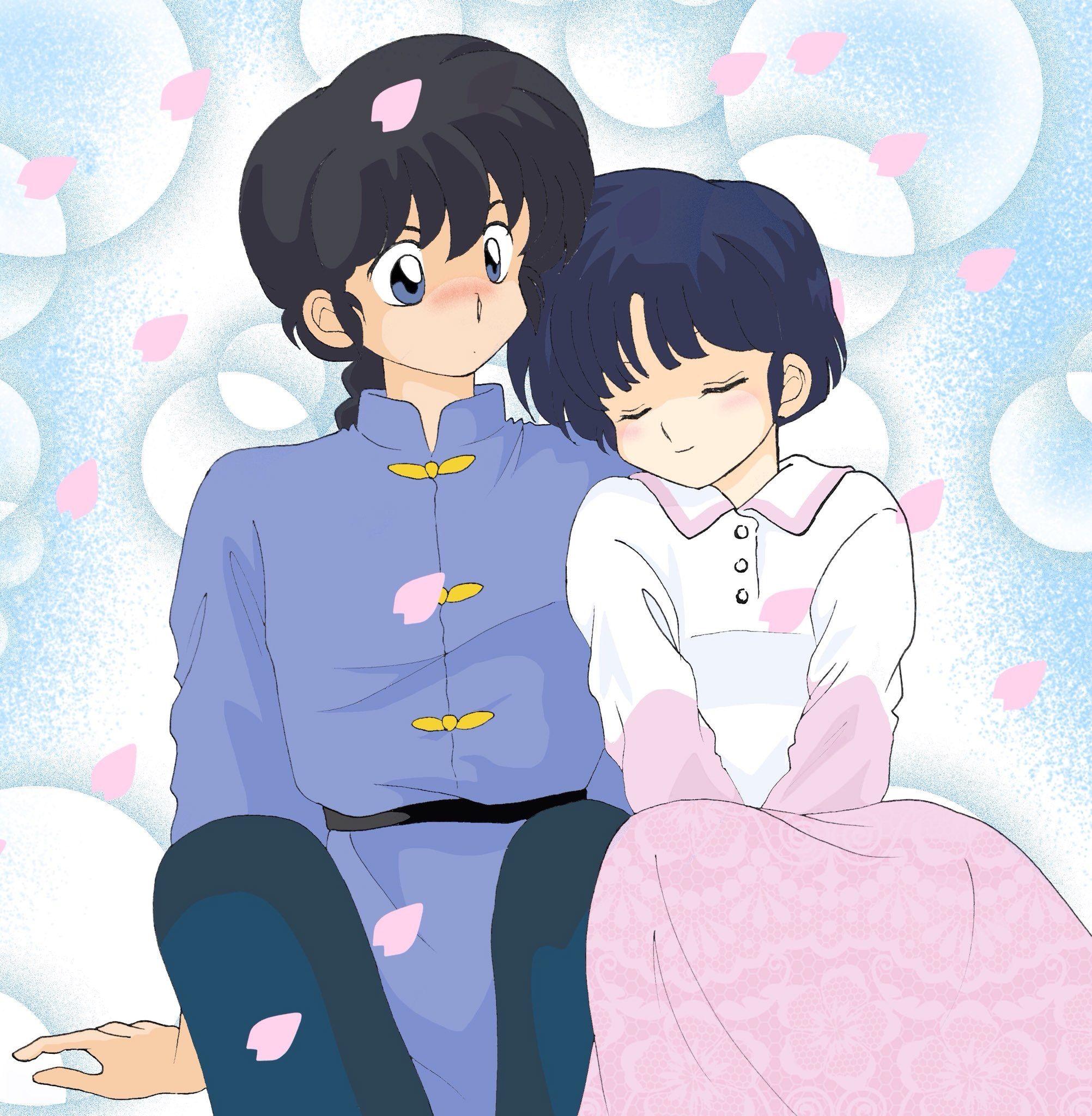 Akane, Parejas De Anime Manga, Ranma