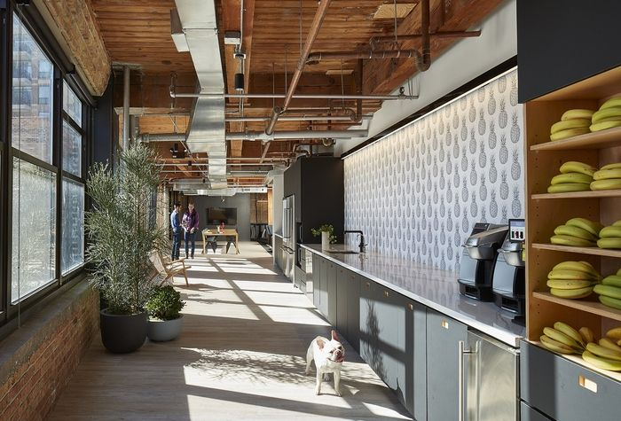 Partners by Design Office by Partners by Design - Office Snapshots ...