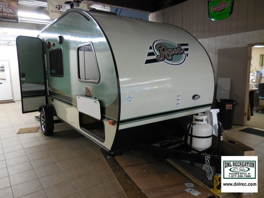 2016 RPod 180 Available at DNL Recreation in Wisconsin