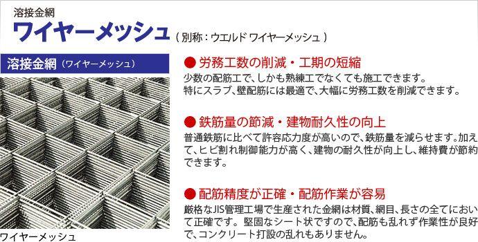 建材屋スタッフゆうこがお薦めする Net建材屋 のお得な商品 溶接金網ワイヤーメッシュ ワイヤーメッシュ 金網 溶接