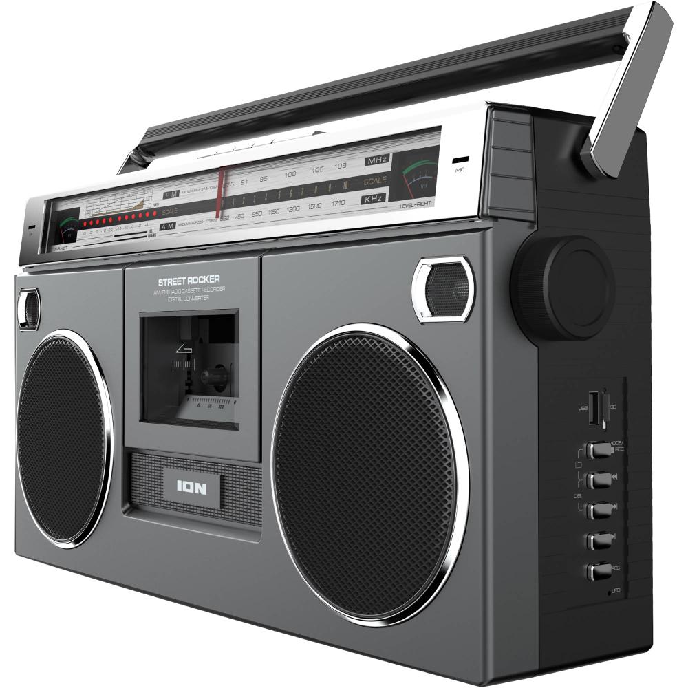Ghetto Blaster 3 Boombox Radio Old Radios
