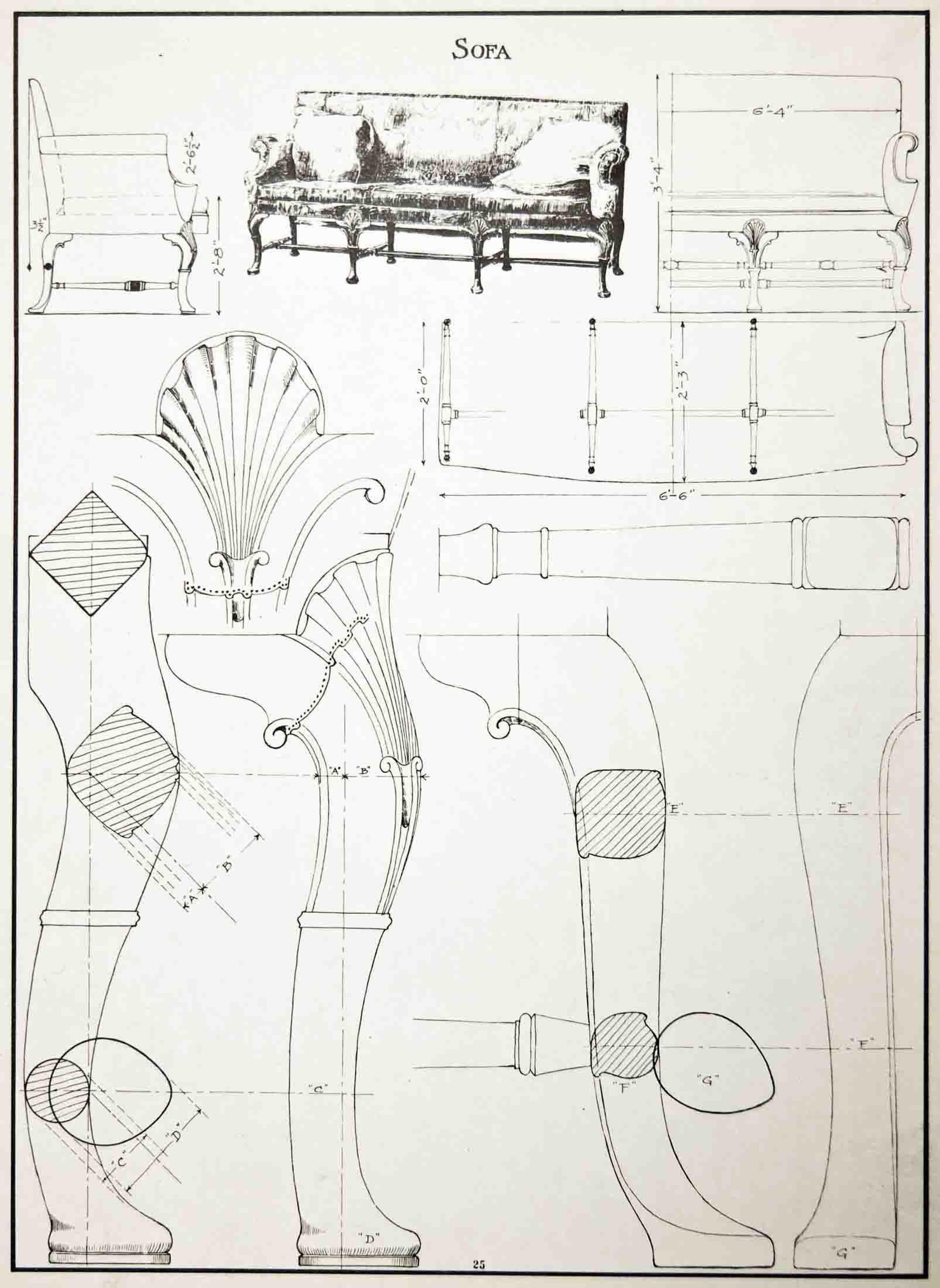 Furniture Drawing Pesquisa Google Detail Pinterest