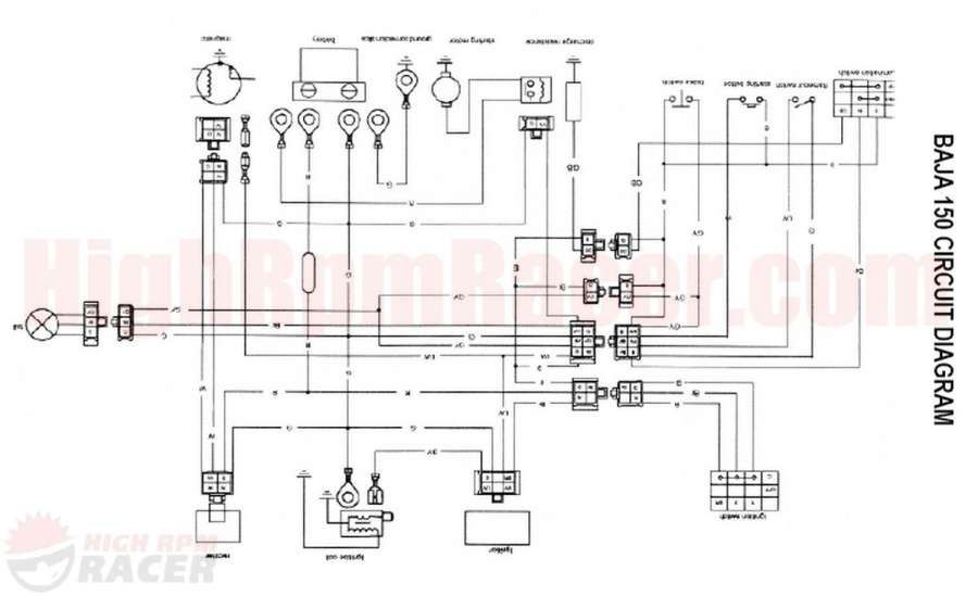Chinese 125cc Engine Wiring Diagram And Cc Engine Diagram Wiring Diagram Diagram Electrical Wiring Diagram Pit Bike