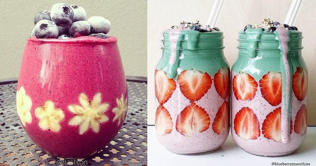 """POPSUGAR Fitness on Twitter: """"If you have a few extra minutes in the morning, do this to your smoothie: http://t.co/vj0yn8ZBZk http://t.co/RMrIjpXG83"""""""