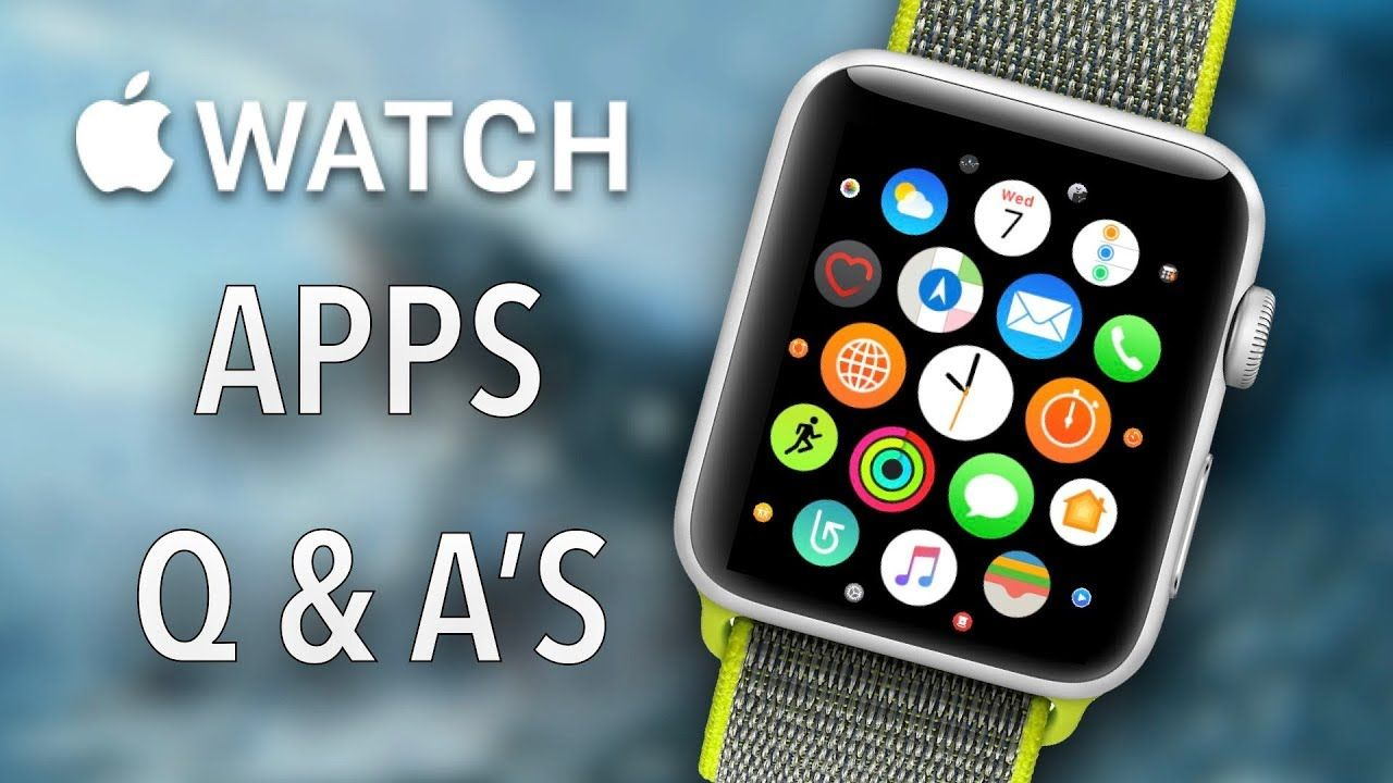 Apple Watch User Guide & Tutorial! (Watch Apps