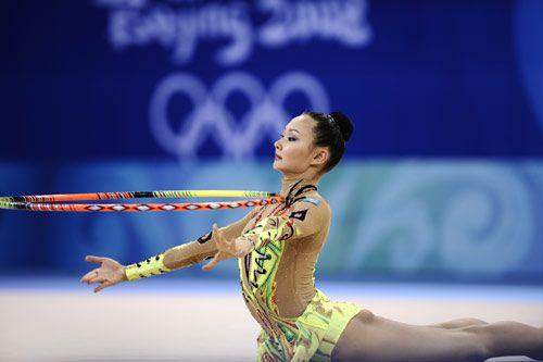 Aliya YUSSUPOVA (KAZ) Hoop