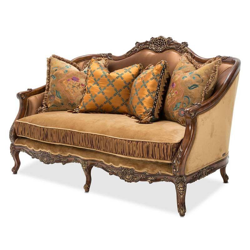 Aico Furniture Sienna Loveseat In
