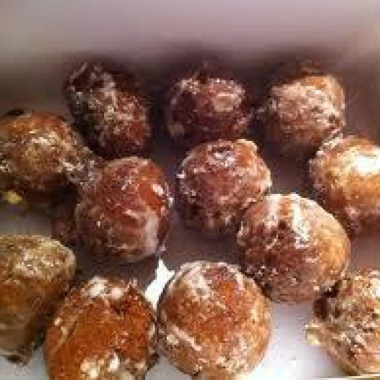 Mckenzie S Buttermilk Drop Donuts Buttermilk Donut Recipe Donut Recipes Buttermilk Recipes