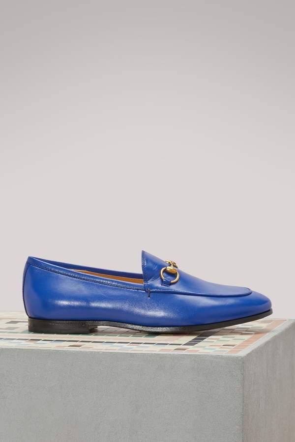 0dfafdcdfab Gucci - Horsebit-detailed Leather Slides - Black