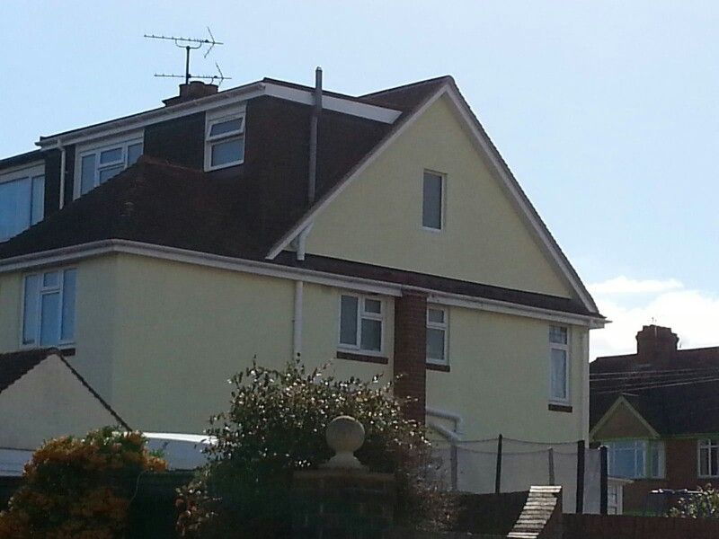 Hip to Gable and Flat Roof Dormer inbuild by Attic