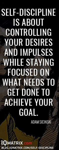 The Complete Guide on How to Develop Focused Self-Discipline