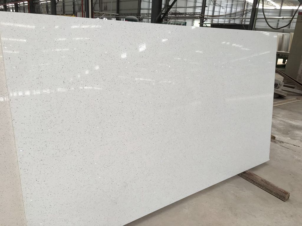 Crystal White Quartz Outlet
