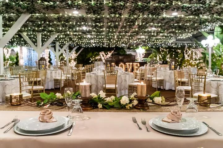 Rainbow Gardens Events Reception Venues In 2020 Garden Wedding Venue Rainbow Garden Vegas Wedding Reception