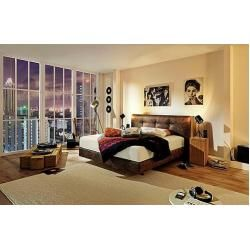 Photo of Artificial leather beds