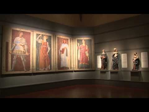 """Video ufficiale della mostra """"La Primavera del Rinascimento"""" Firenze, Palazzo Strozzi - YouTube  This was the best exhibit I've ever seen in a museum, I wish everyone could have seen it.  But this video gives one a good idea of it, better than the exhibition book does.  Hats off to the curator Marc Bormand!"""