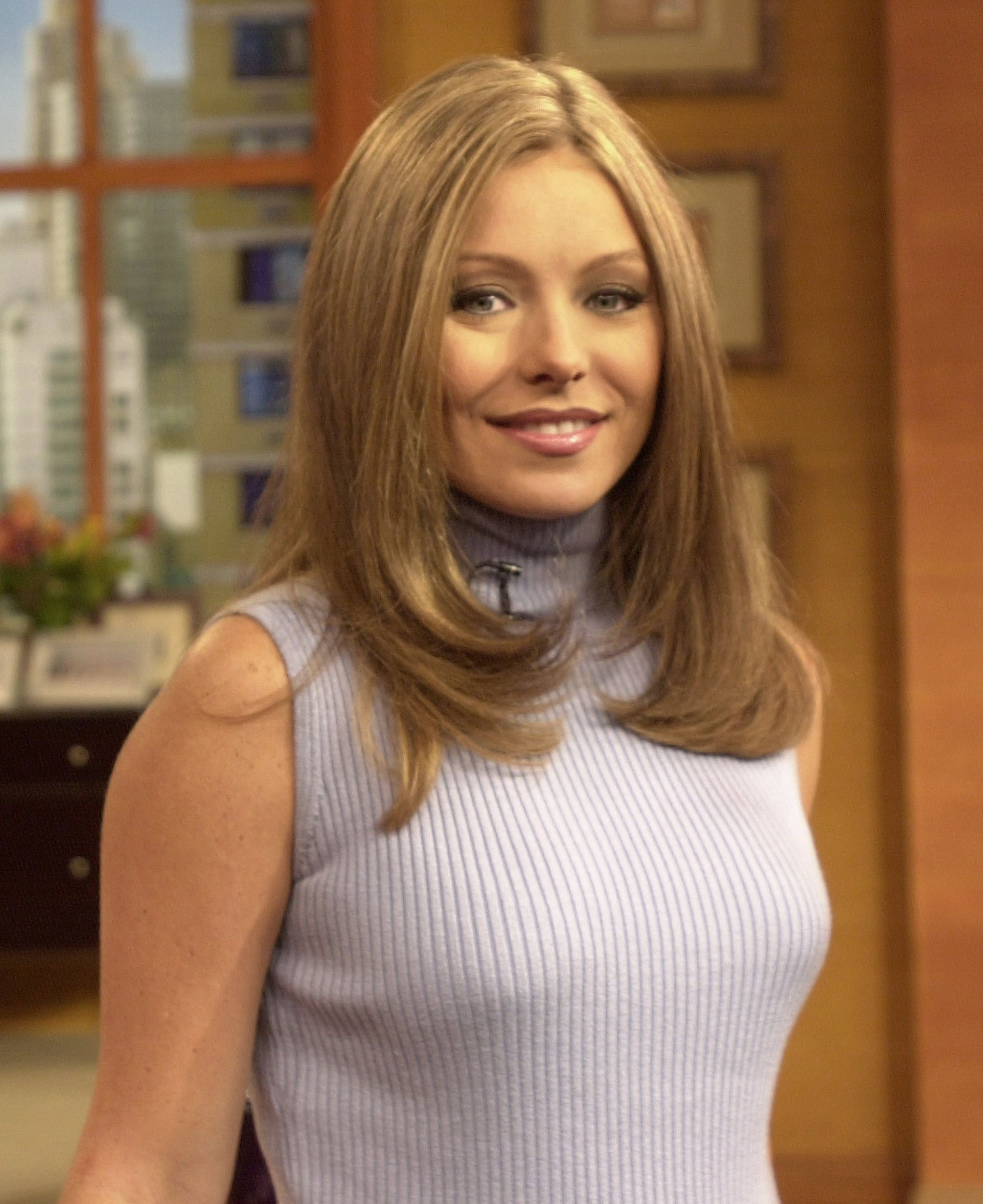 Extensions Hair like kelly ripa pictures