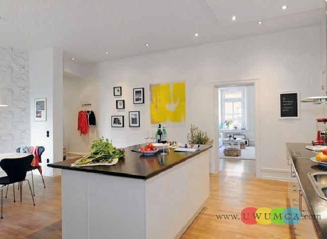 KitchenScandinavian Kitchen Designs New Modern Kitchen Layout