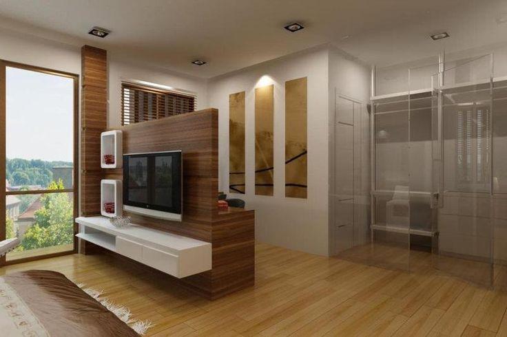 Clever Modern Custom Bedroom Tv Panel Google Search