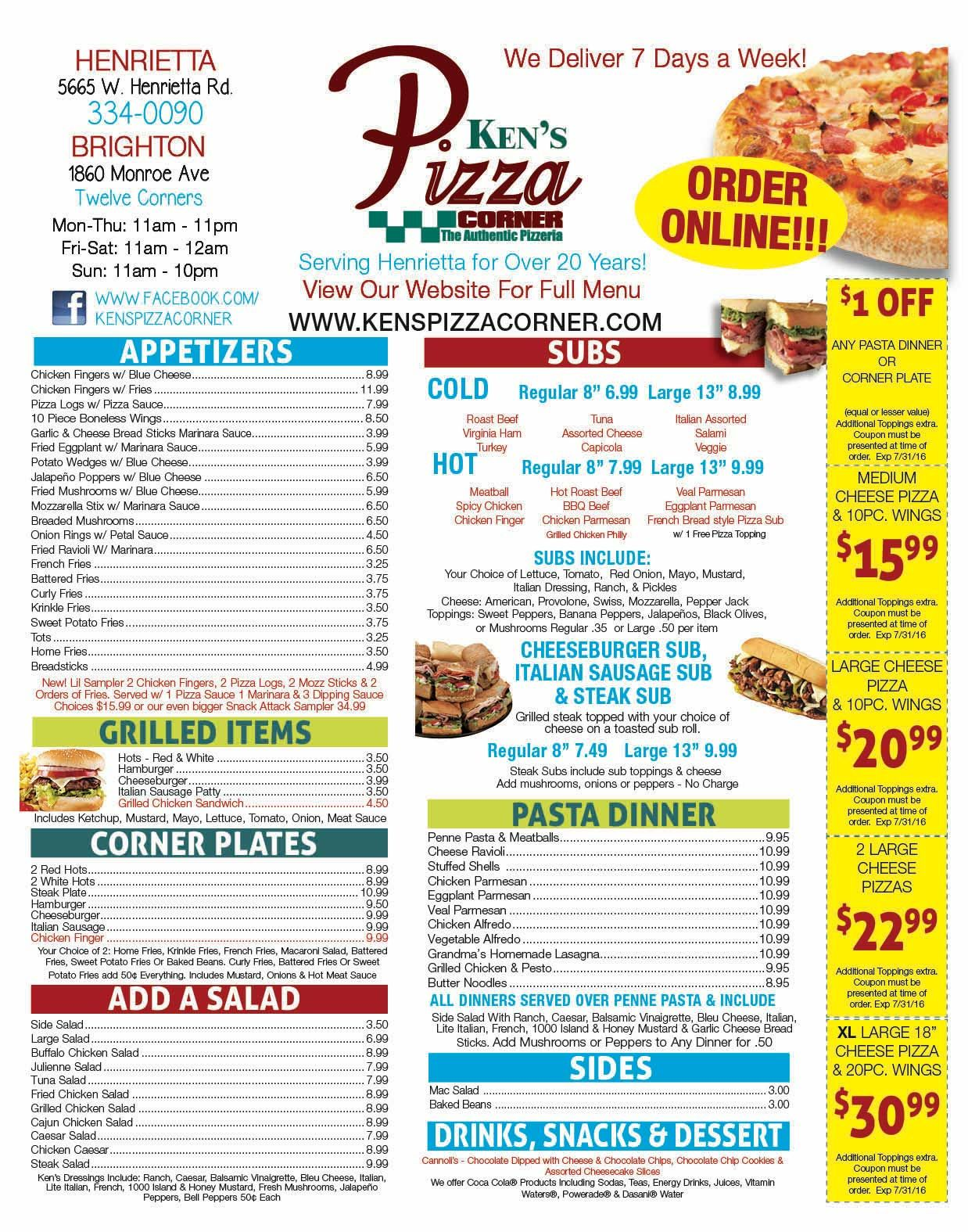 Nypizza coupons