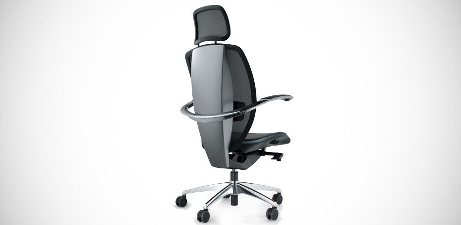 Chefsessel Xten von Ares Line, Design Pininfarina
