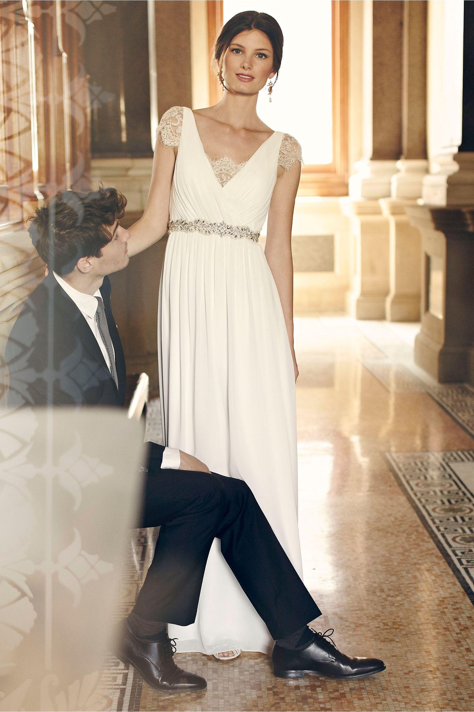 Evangeline wedding dress