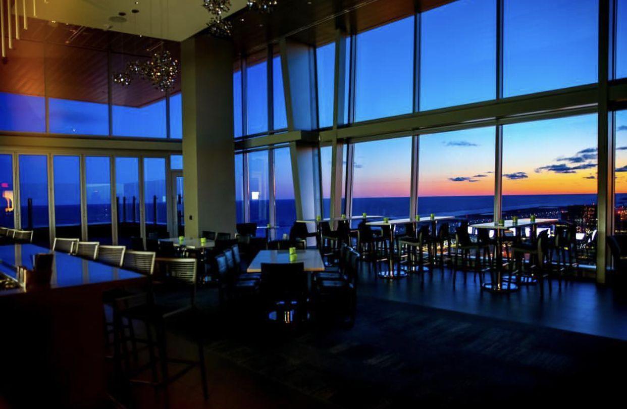 Bar 32 Hilton Cleveland Cleveland Hilton Marina Bay Sands