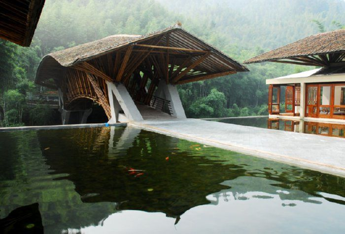 Modern japanese style home design