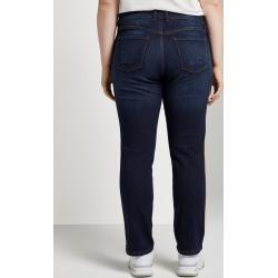 Photo of Tom Tailor My True Me Damen Skinny Jeans mit Tape-Detail, braun, Gr.46Tom-Tailor.de