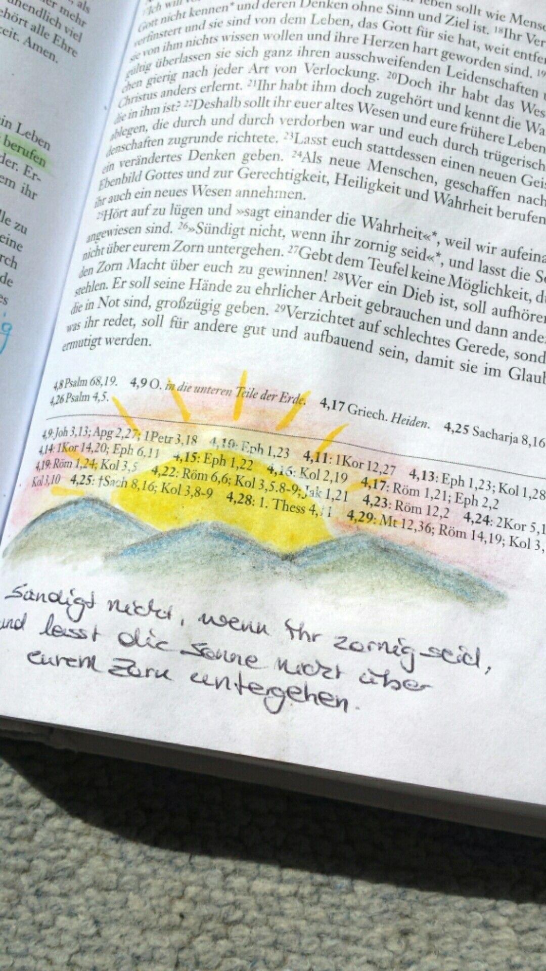 Bibel Segen