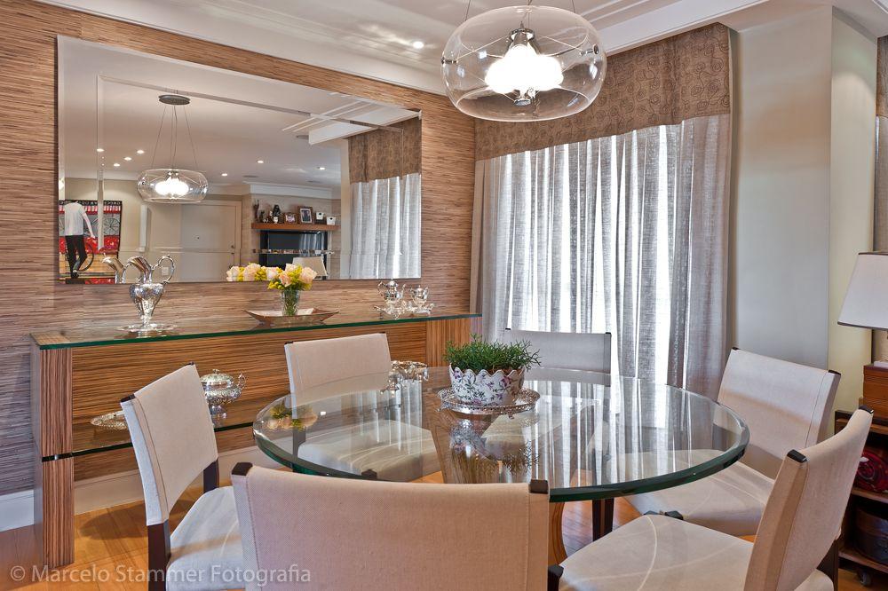 Como Usar Mesa Redonda Na Sala De Jantar Com Imagens Sala De