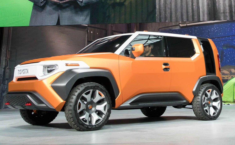 تويوتا اف تي 4 أكس خليفة اف جي كروزر المستقبلية موقع ويلز Toyota Offroad Vehicles Design