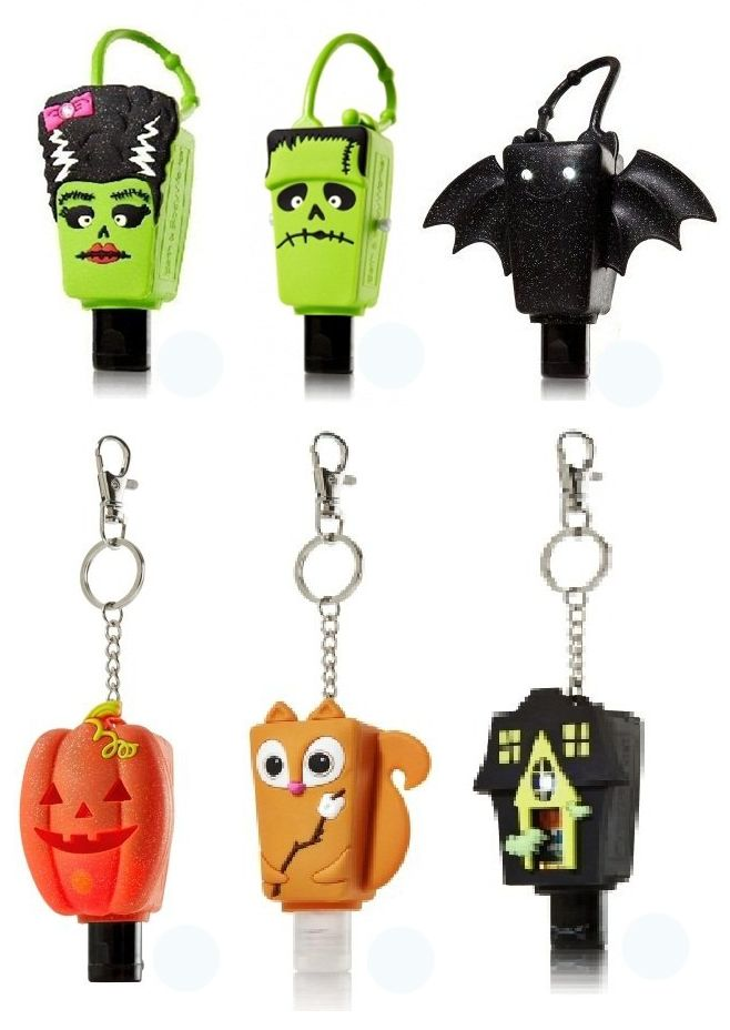 Qoo10 Singapore Bath Body Works Pocketbac Hand Gel Halloween
