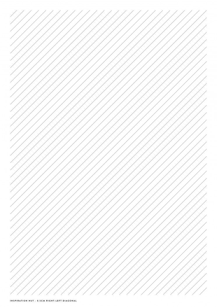 Diagonal Lined Paper Template - Inspiration Hut - Design Downloads - lined paper template