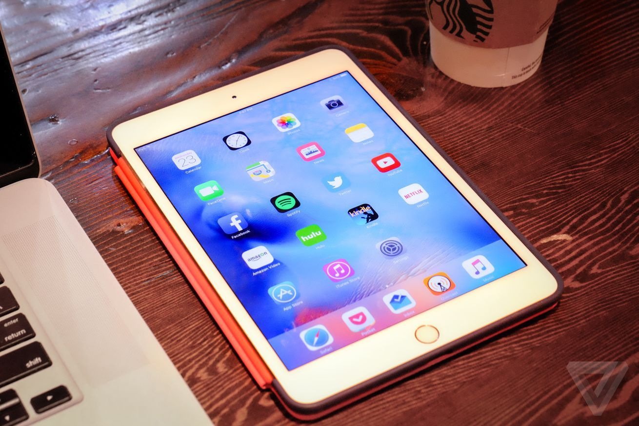 Apple's less powerful iPad mini 4 is 70 more expensive