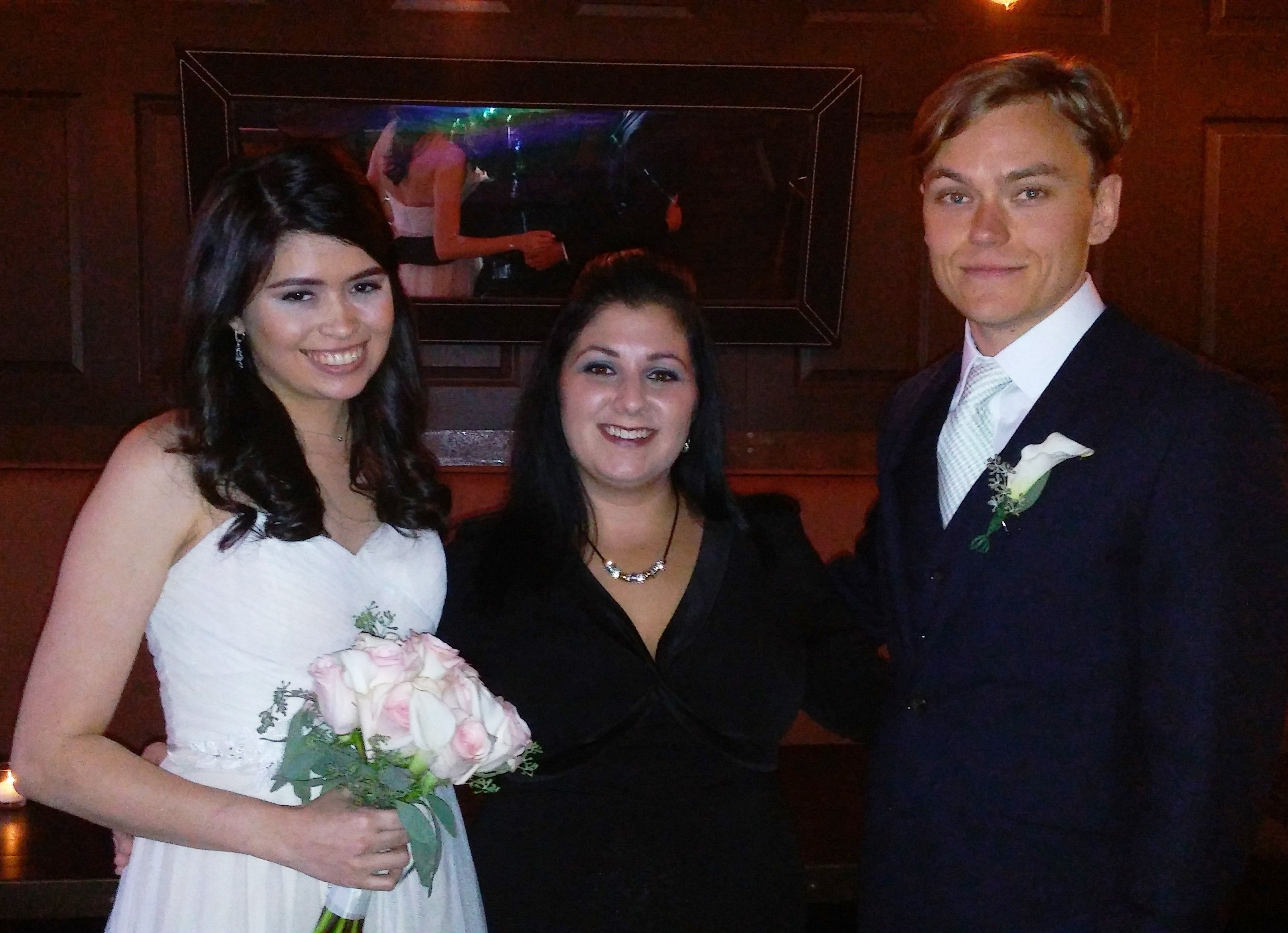 Katie & Scott Wedding officiant, Wedding, Officiants