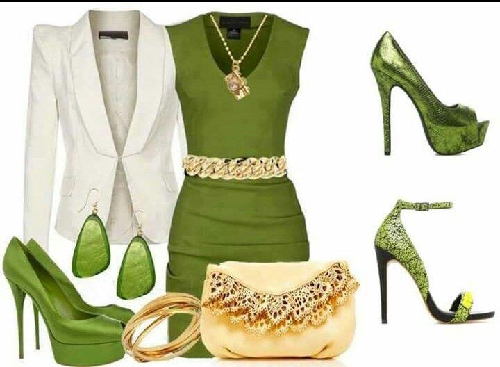 I love this jade green