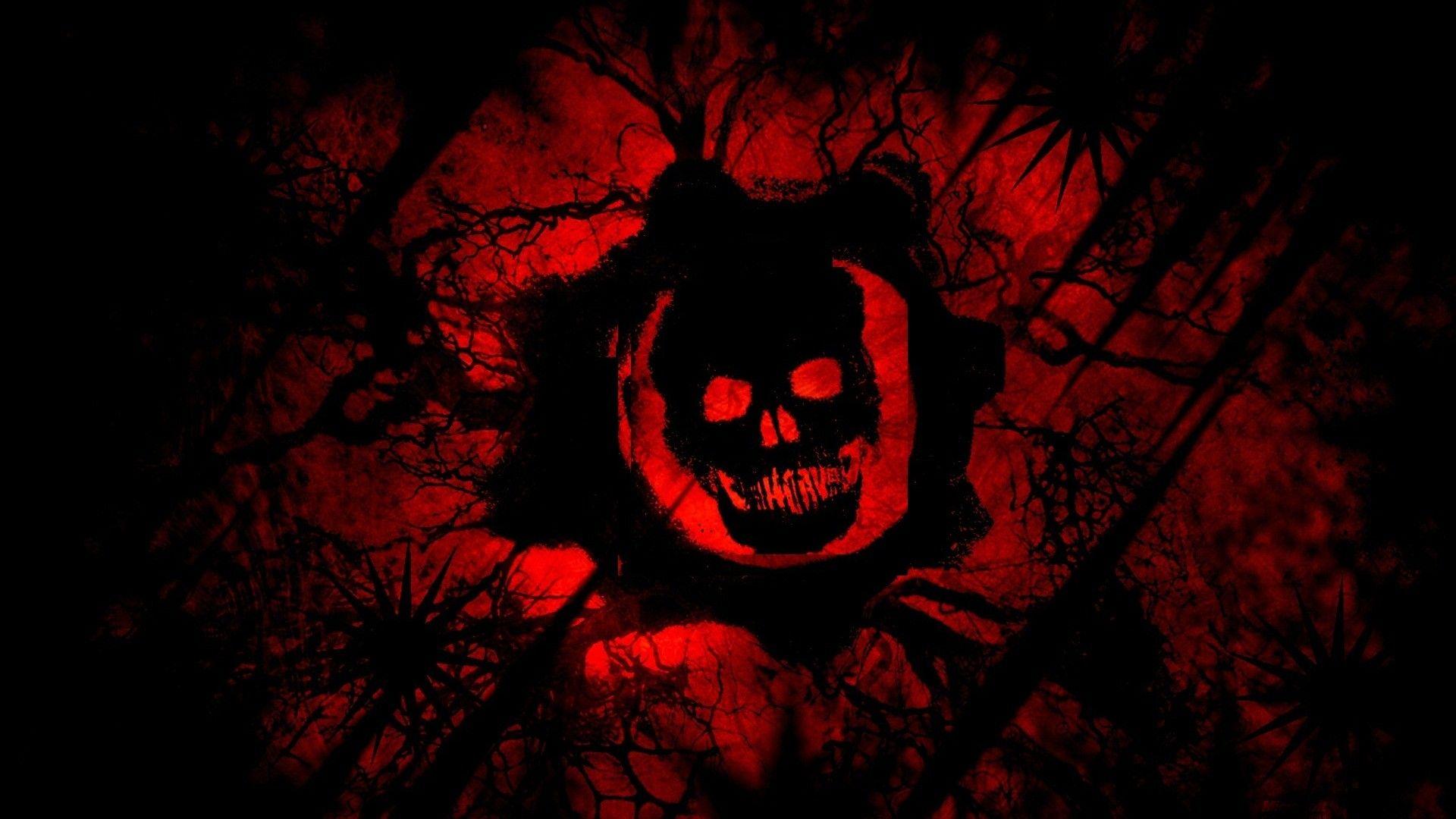 Gears Of War Red Wallpaper Gears Of War Gears Of War 3 Red