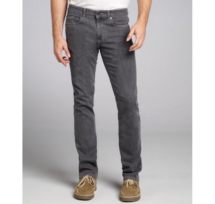 http://vcrid.com/zegnaz-zegna-grey-denim-straight-leg-jeans-p-4832.html