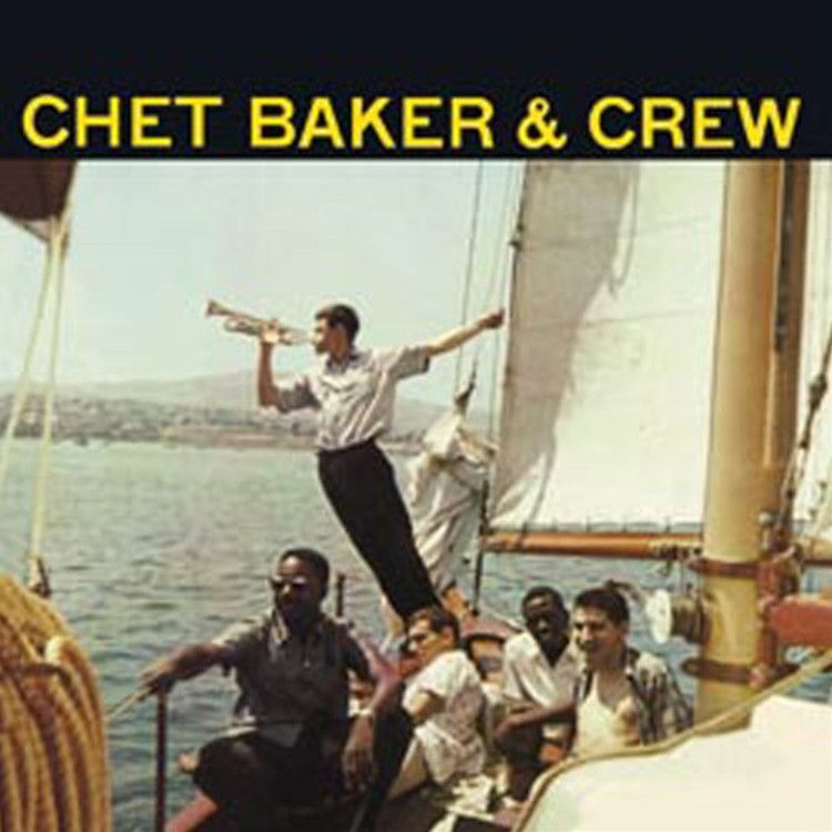 Chet Baker - Chet Baker And Crew on 180g Import Vinyl 2LP