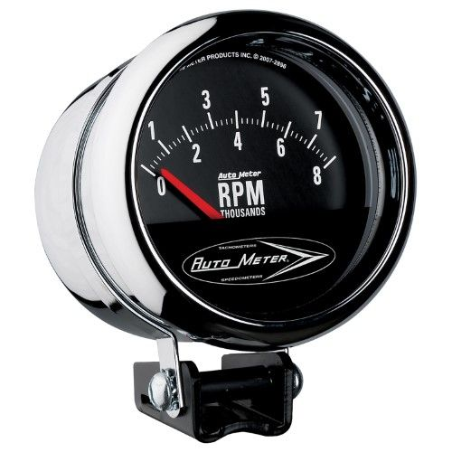 Autometer 2897 Traditional Chrome Tachometer