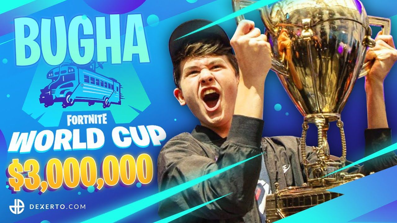 How Bugha Won The Fortnite World Cup And 3000000 Here Is The Full Story Of The Fortnite World Cup Which Saw 16 Year Old World Cup World Cup Champions World