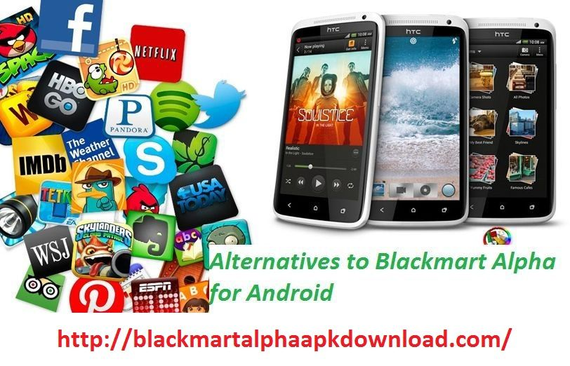 Blackmart alpha software download for android