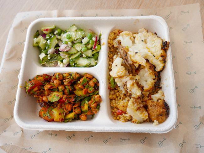 Farmer J King William Street Healthy Fieldtray Lunch