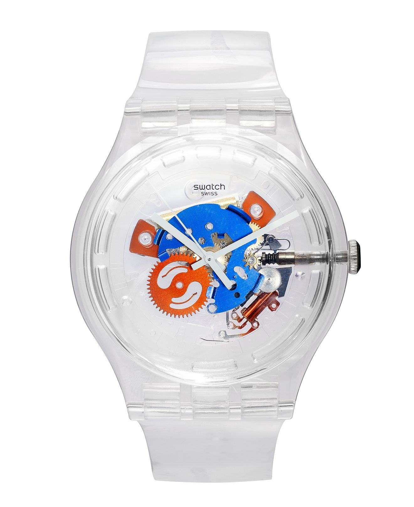 bargains motion branded watches swatch hayek watch puzzle switch product