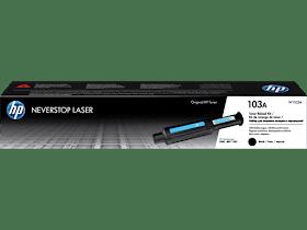 W1103a Hp 103a Black Original Neverstop Laser Toner Reload Kit In 2020 Laser Toner Reloading Kits Toner