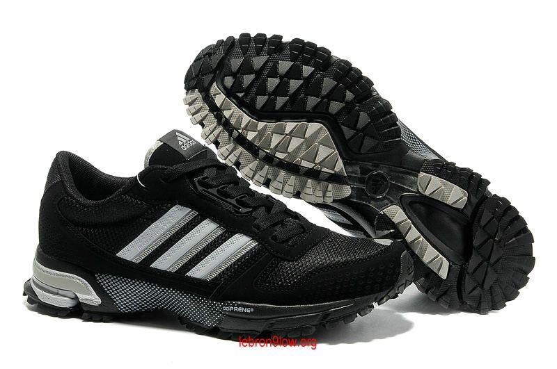 Adidas Marathon 10 Adidas- Grey running shoes